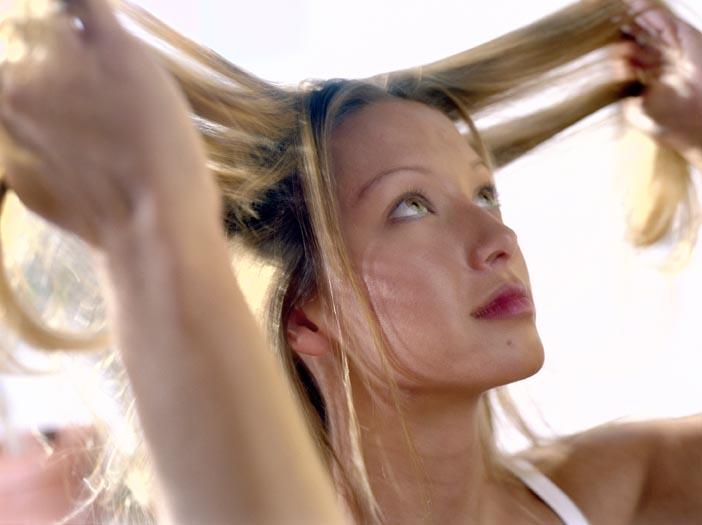 Как сделать красивую прическу с тонкими волосами